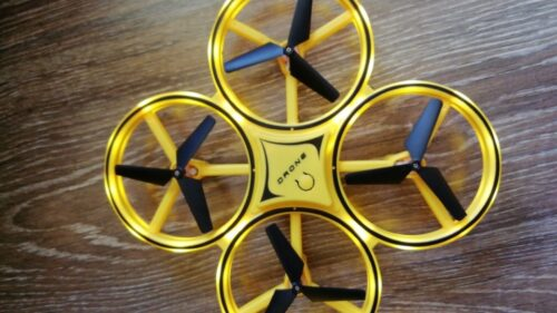 Firefly Dron photo review