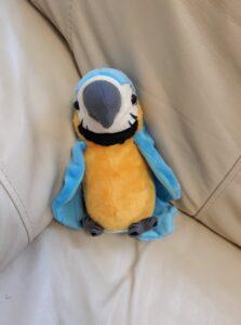 Govoreča papiga photo review