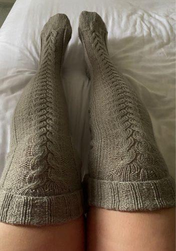 Tople zimske nogavice COMFY photo review