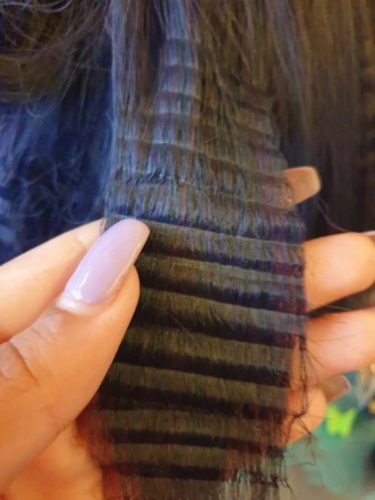 Avtomatski kodralnik za lase z vrtljivimi cevmi za enostavno oblikovanje pričeske CRIMPRO photo review