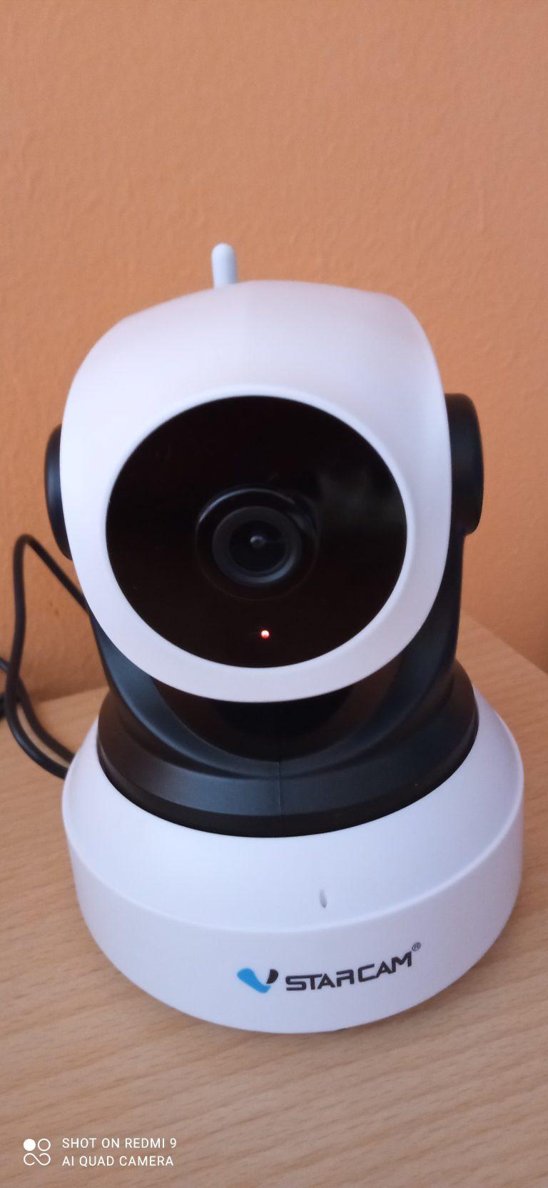 HD Wifi Nadzorna Kamera s 360° pregledom YOUSEE photo review