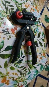 Profesionalne škarje za obrezovanje in cepljenje dreves EASYCUT photo review