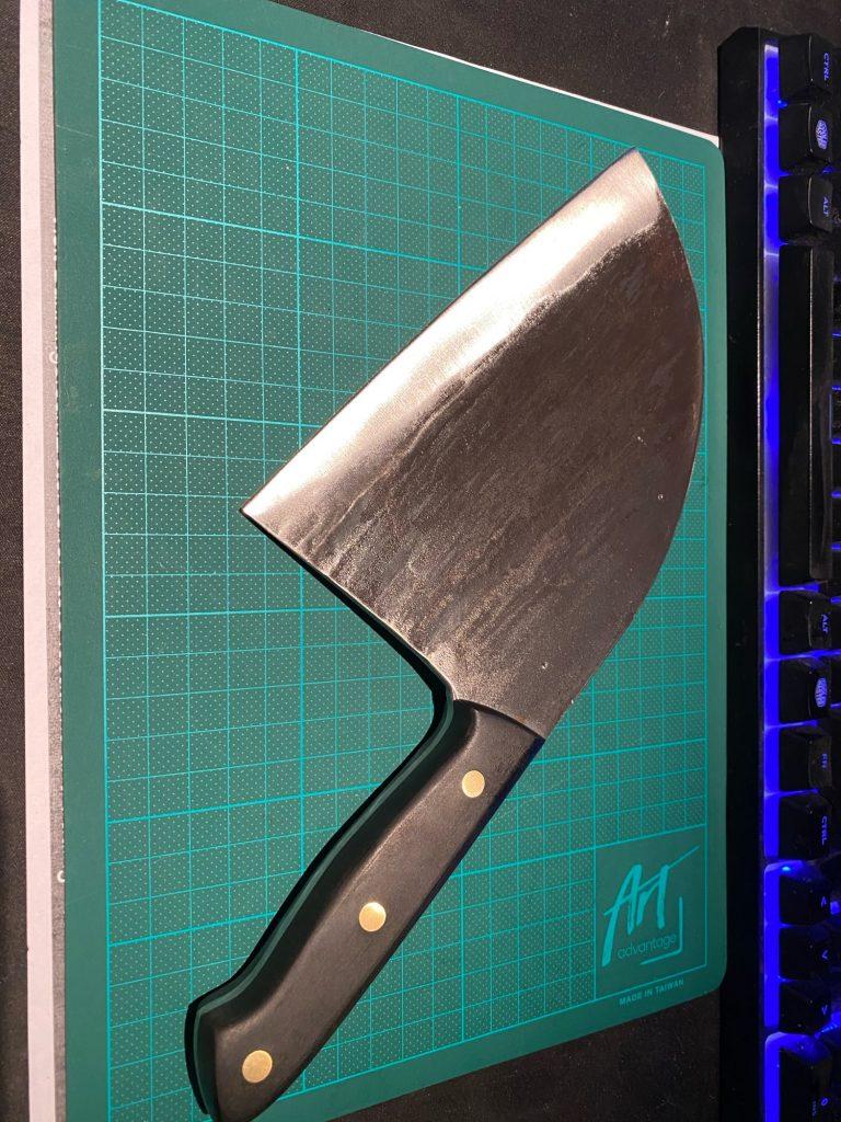 Kuhinjski nož ChopChop photo review