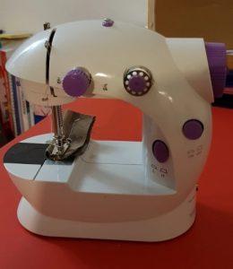 Mini prenosni šivalni stroj SewIt photo review