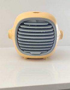 Prenosna klima za ohlajanje, čiščenje in vlaženje zraka MINICOOLER photo review