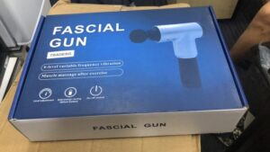 Masažna pištola za sproščanje mišic in globokih vozlov RELAX PRO photo review