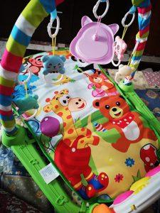 Igralna otroška preproga BabyMat photo review