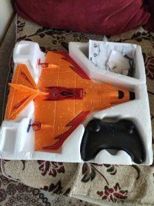 RC letalo na daljinsko upravljanje RC Jet photo review