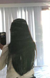 Podaljški za daljše lase in povečanje volumna pričeske EASY HAIR GLAMGIRL photo review