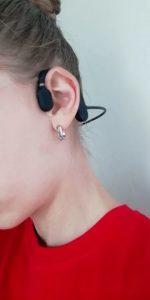 Brezžične slušalke s tehnologijo kostne prevodnosti BoneBeat photo review