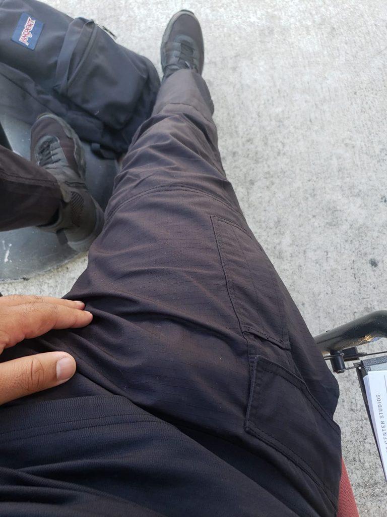 Taktične hlače X-PRO photo review
